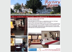 Rectory Farm  website image