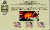 Clayworks Pottery Website