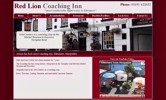Red Lion Coaching Inn Website