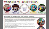 Whitchurch Pre-School Nursery Website
